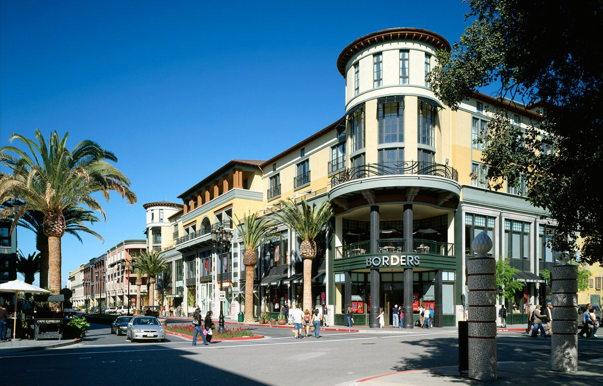 BAR Architects | Santana Row, San Jose, CA