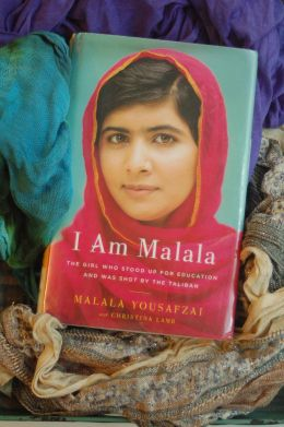 This is the story of an absolutely remarkable girl, and her open-minded and understanding family with her, who believes in the good of her country, her people, her religion, even when the good parts are being overshadowed by the bad. Her continued hope for the future is what sets her apart.