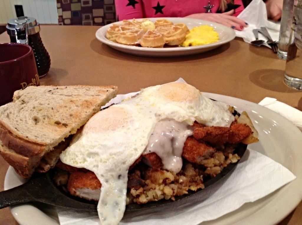 Mom And Pops Breakfast Chesapeake Virginia