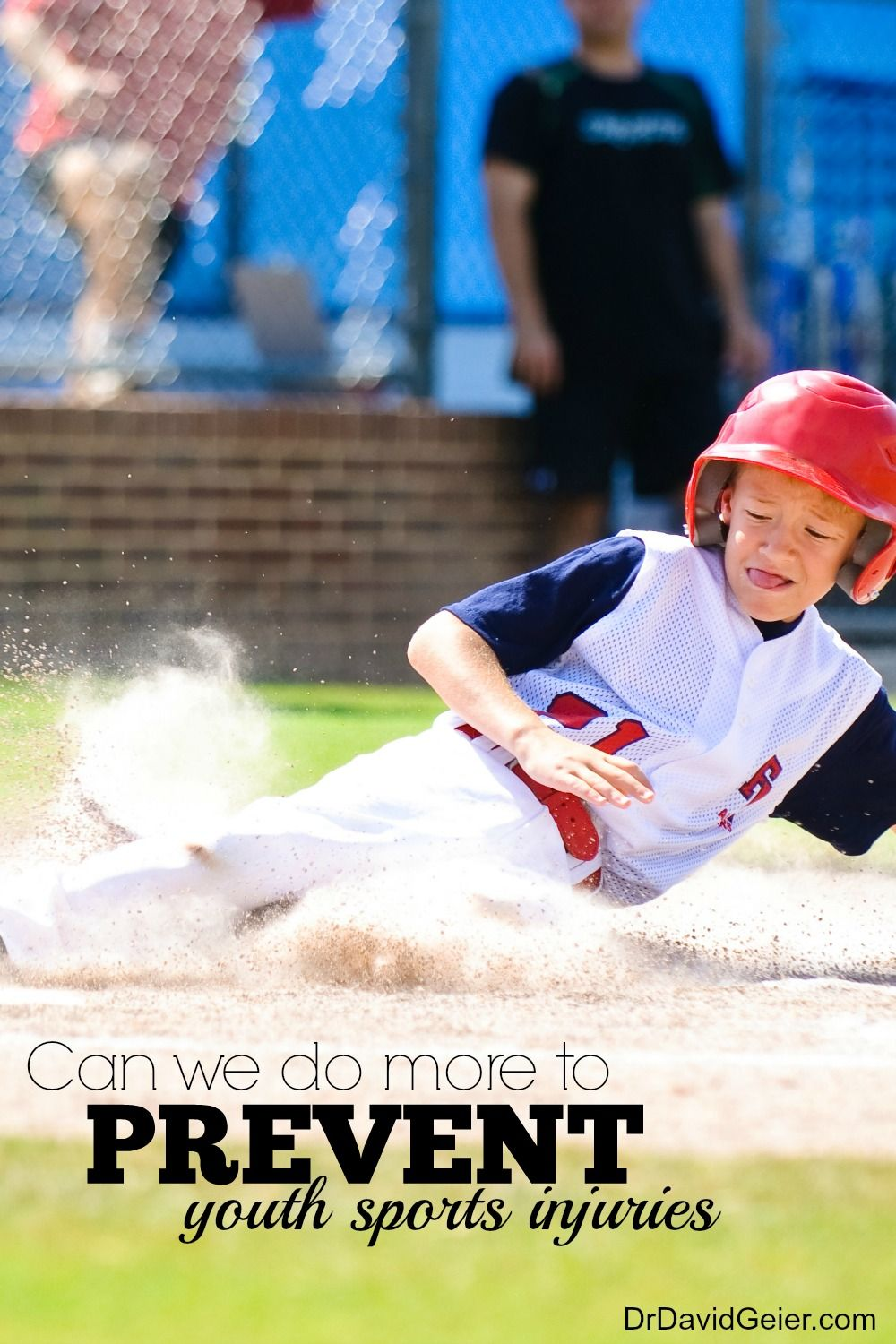 Can we do more to prevent youth sports injuries? Dr