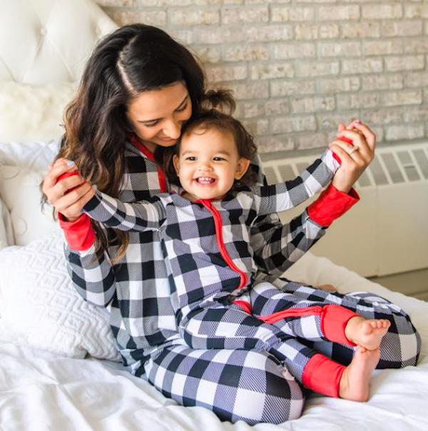 Summer Christmas Matching Family Pajamas Matching family