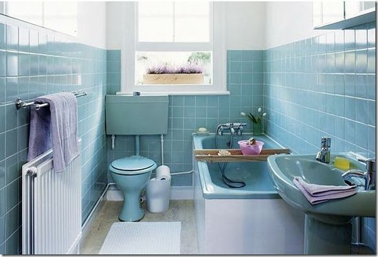 Duck Egg Blue Bathroom Retro Bathrooms Vintage Bathrooms Blue Bathroom Tile
