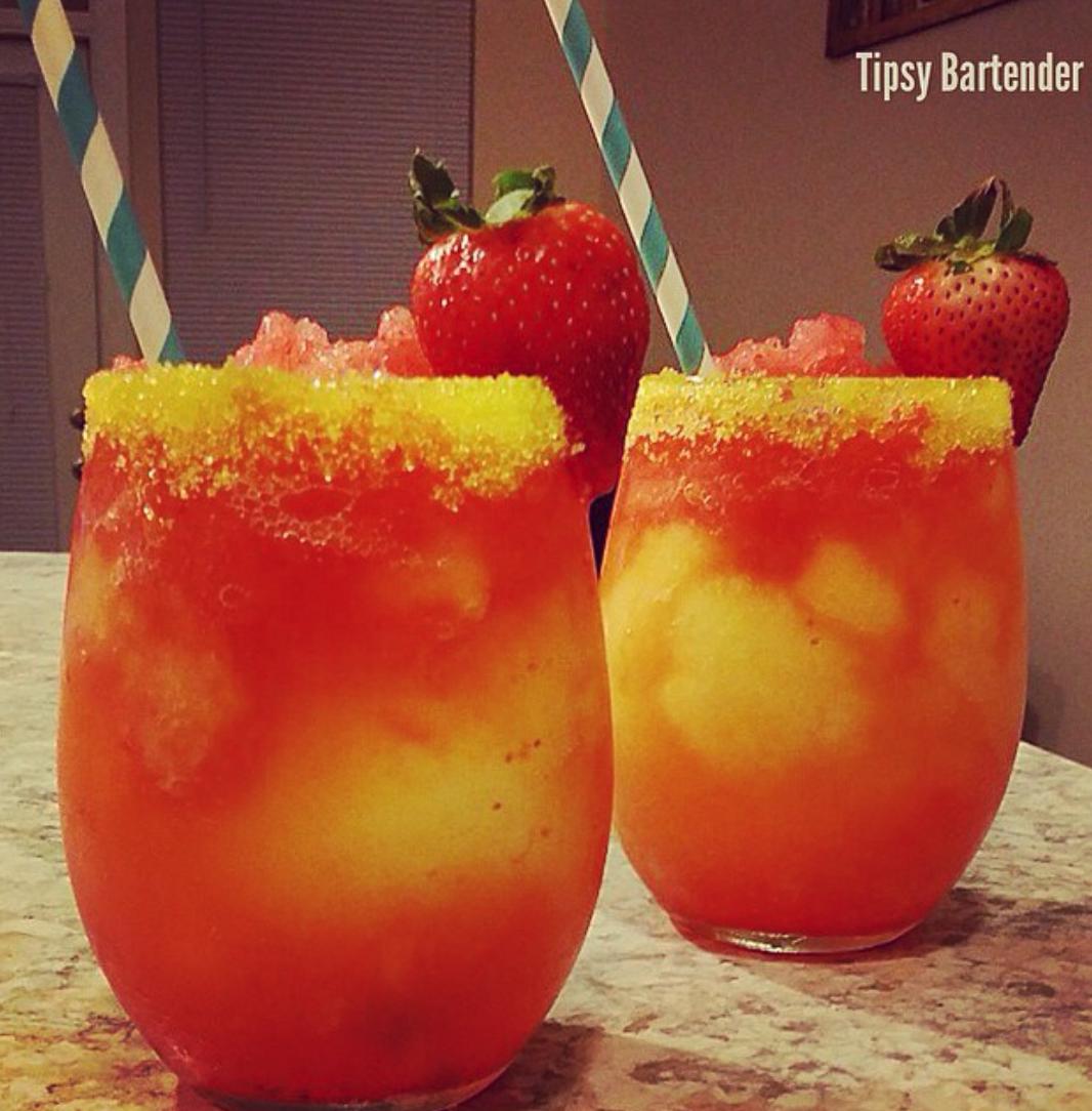 Tipsy Bartender Wiki   Pineapple vodka, Frozen drinks