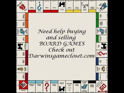 Board Game Tips for Amazon and eBay - YouTube  17a1c42c6