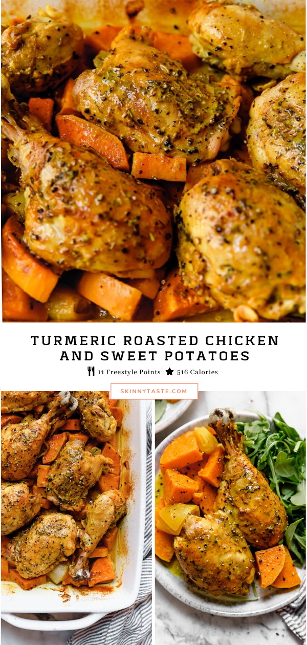 This Healthy One Pot Recipe Makes The Best Roasted Chicken Potatoes Recipe Roasted Chicken And Potatoes Healthy Chicken Recipes Healthy Dinner