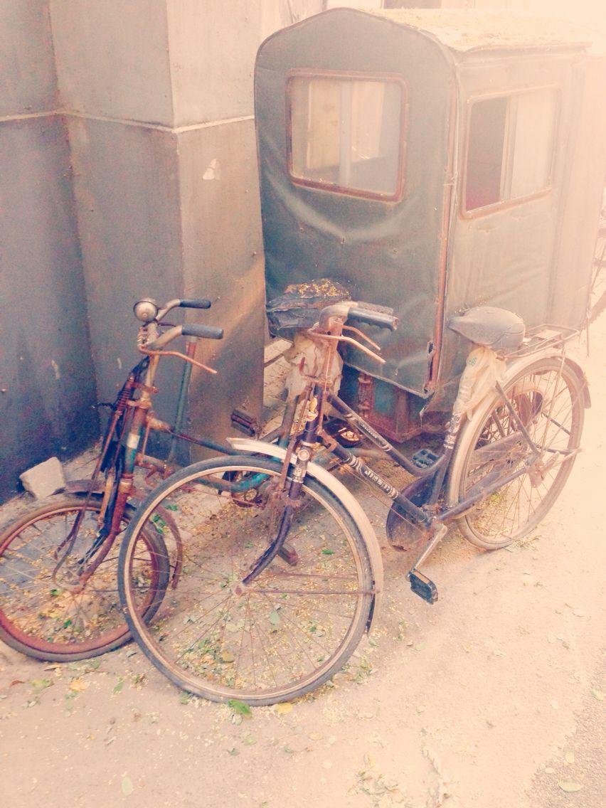 #shangai #bike #oldschool