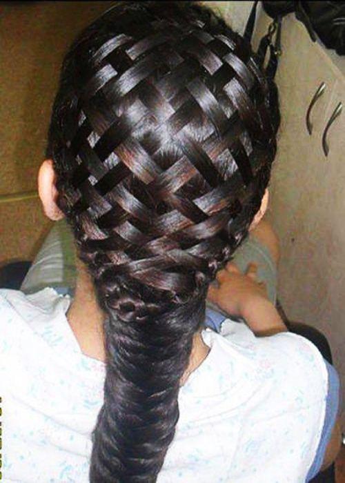 21 Easy Girlish Braid Hair Styling Ideas Long Hair Styles Hair Styles Cool Hairstyles