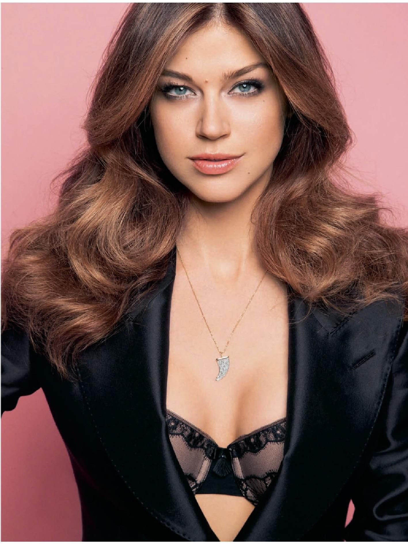 Adrianne Palicki | Famous Chiks that ROCKS! | Pinterest ...