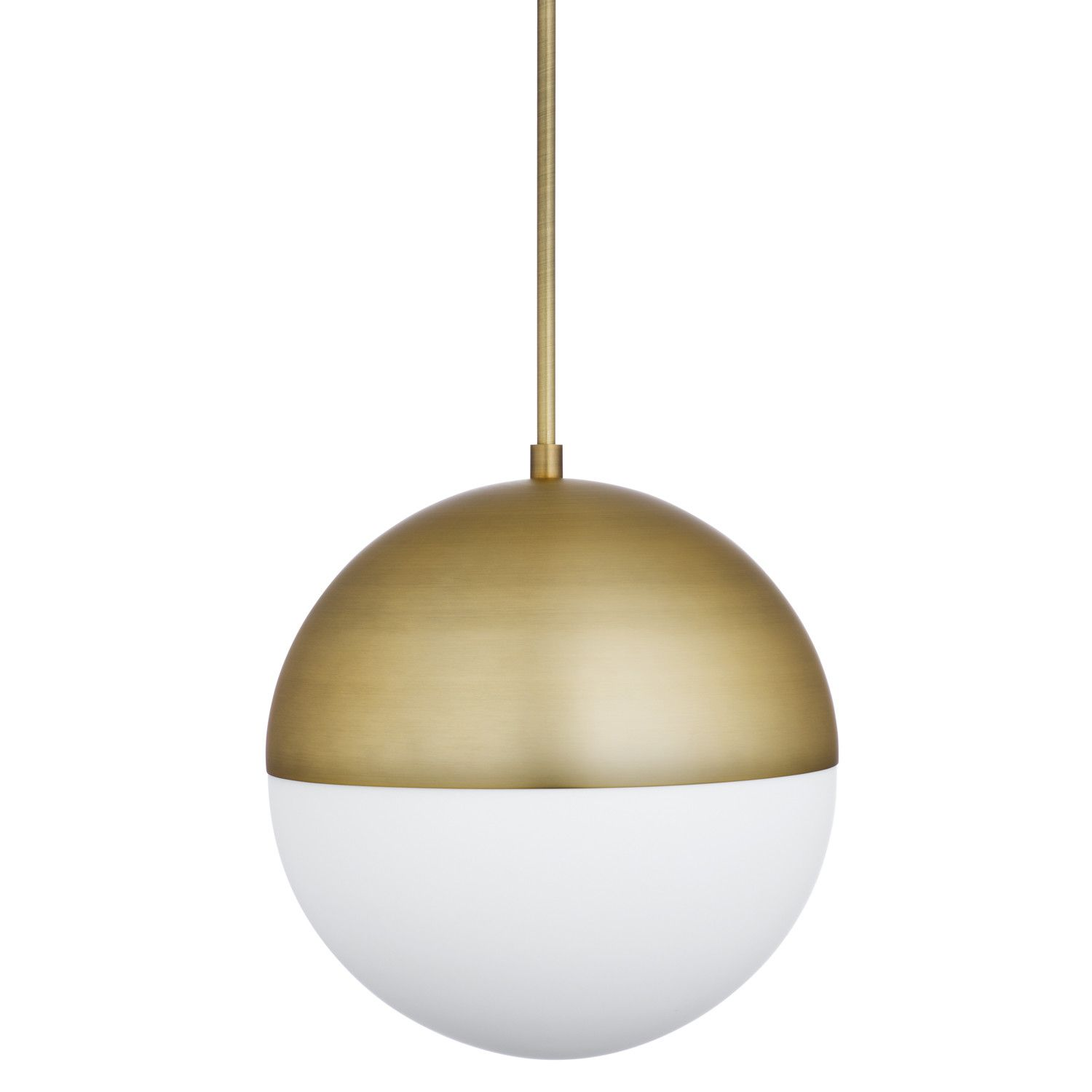 Powell Led 14 Chrome Globe Pendant Replacement Glass Shades