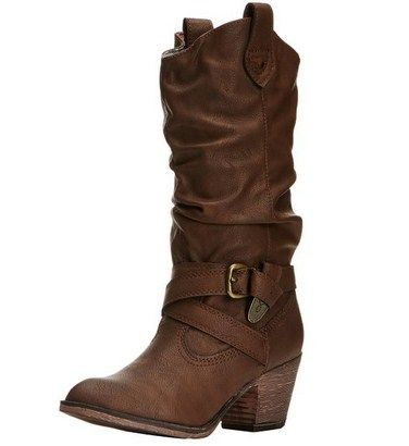 Sidestep Cowboy Boots
