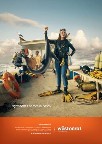 Wustenrot Travel Insurance Travel Insurance Ads Travel