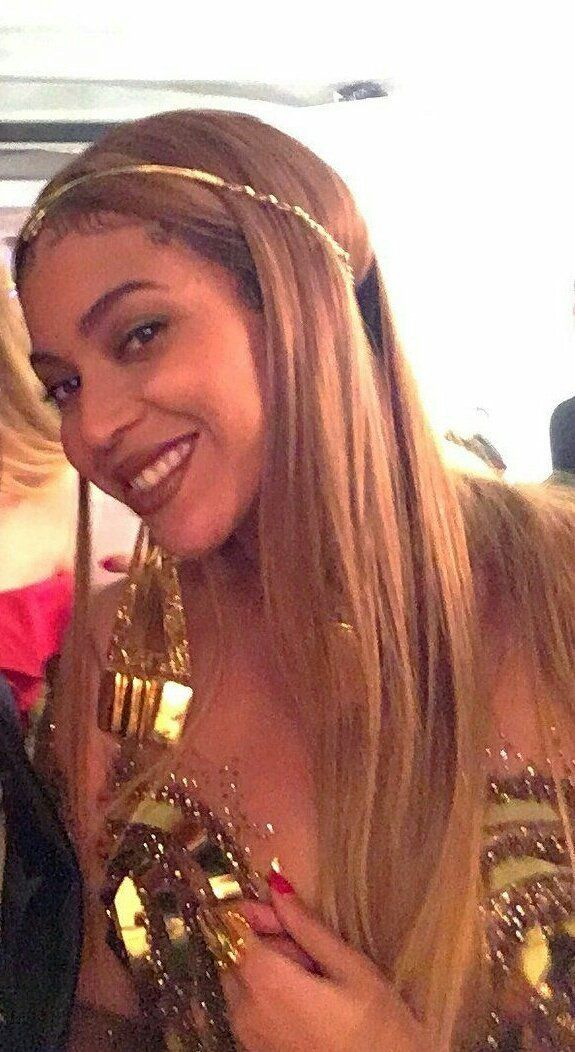 Beyoncé attended the Wearable Art Gala at the WACO Theatre
