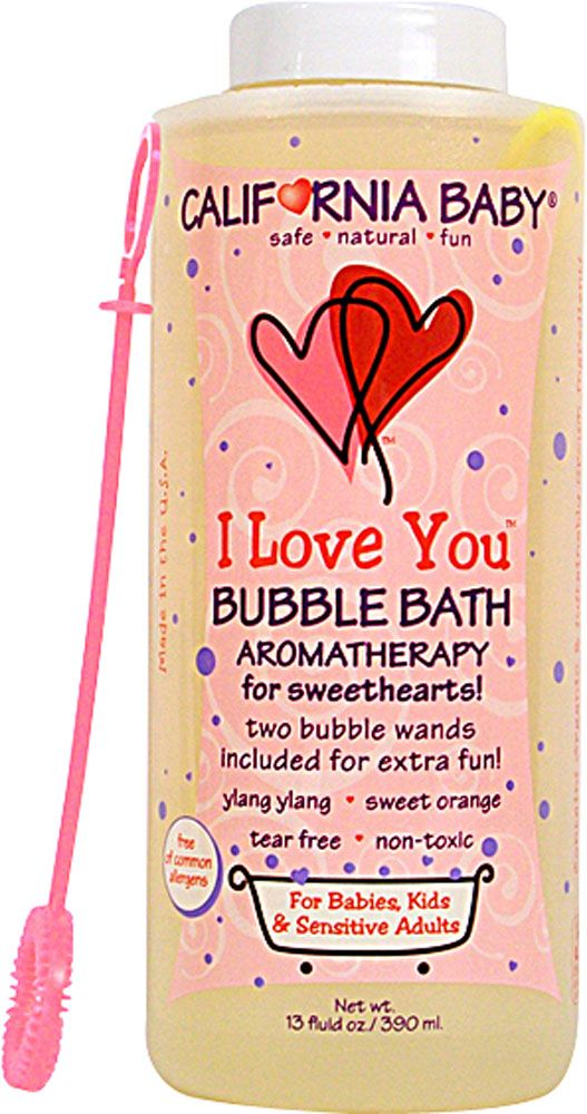 Pin By Claire Baker On For My Babies California Baby Bubble Bath Bubbles