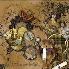 Image result for suggestions for steam punk type of greetings cards