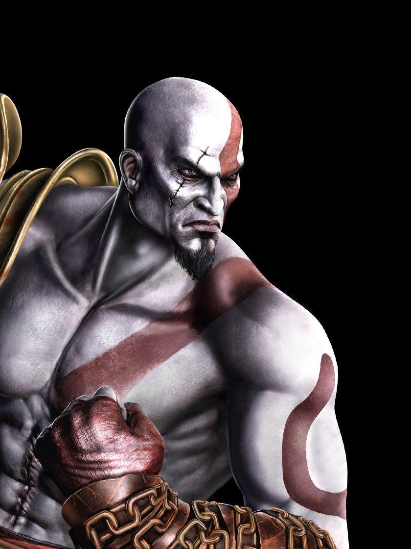 Mortal kombat bald guy