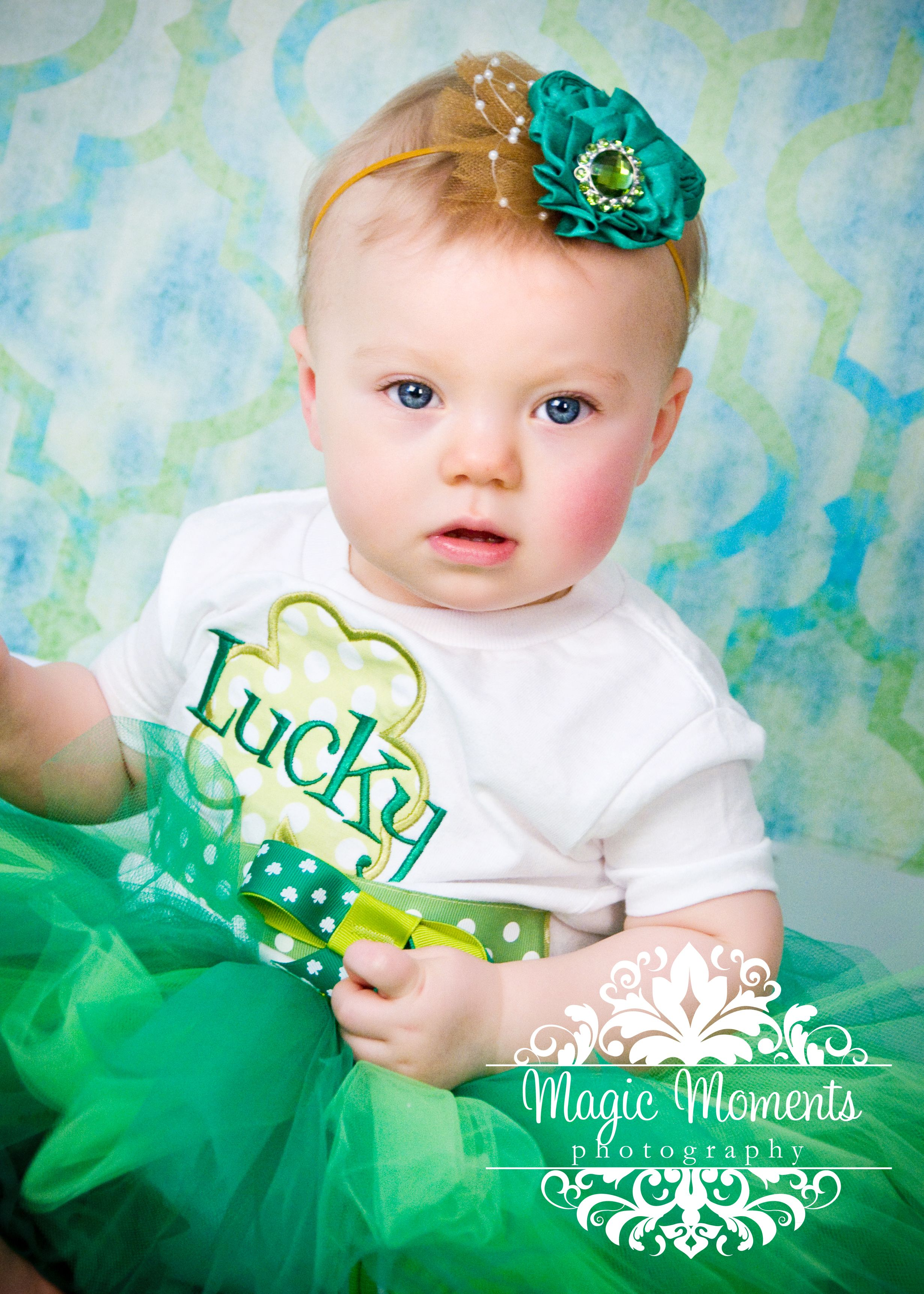 St. Pats Boutique Outfit by Whimsy Tots Boutique on Etsy  www.facebook.com/MagicMomentsPhotographyLLC