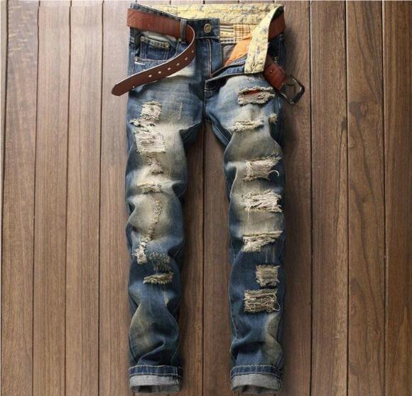 Item Type Jeans Gender Men Material Denim Brand Name Newsosoo
