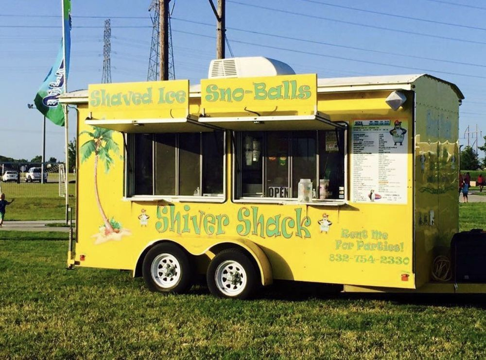 food truck equipment list