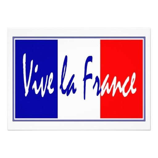 Vive la france party invitations with french flag what i sold vive la france party invitations with french flag stopboris Gallery