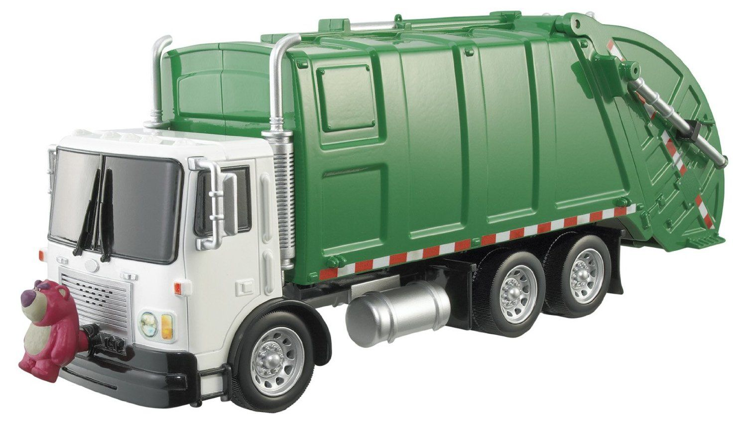 Amazon com matchbox toy story 3 garbage truck toys games