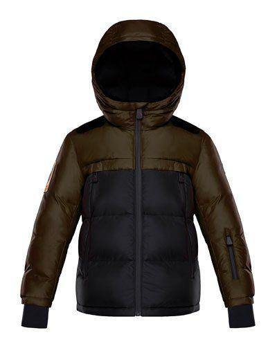 76dcd8bda487 Moncler Harvey Technical Ski Jacket