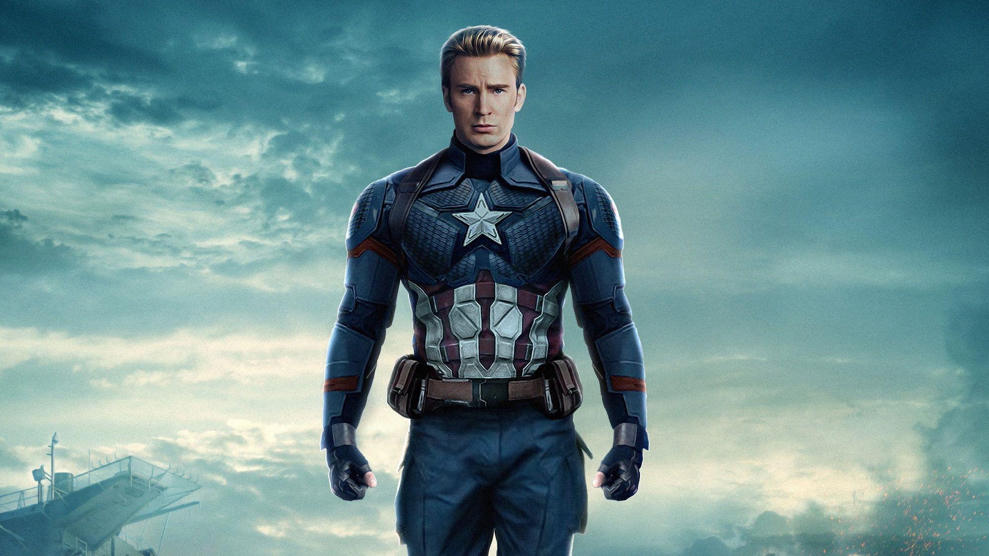 Captain America Chris Evans Steven Rogers Avengers 4 1080p Wallpaper Hdwallpaper Deskto In 2021 Chris Evans Captain America Captain America Costume Captain America 1080p full hd 1080p captain america hd