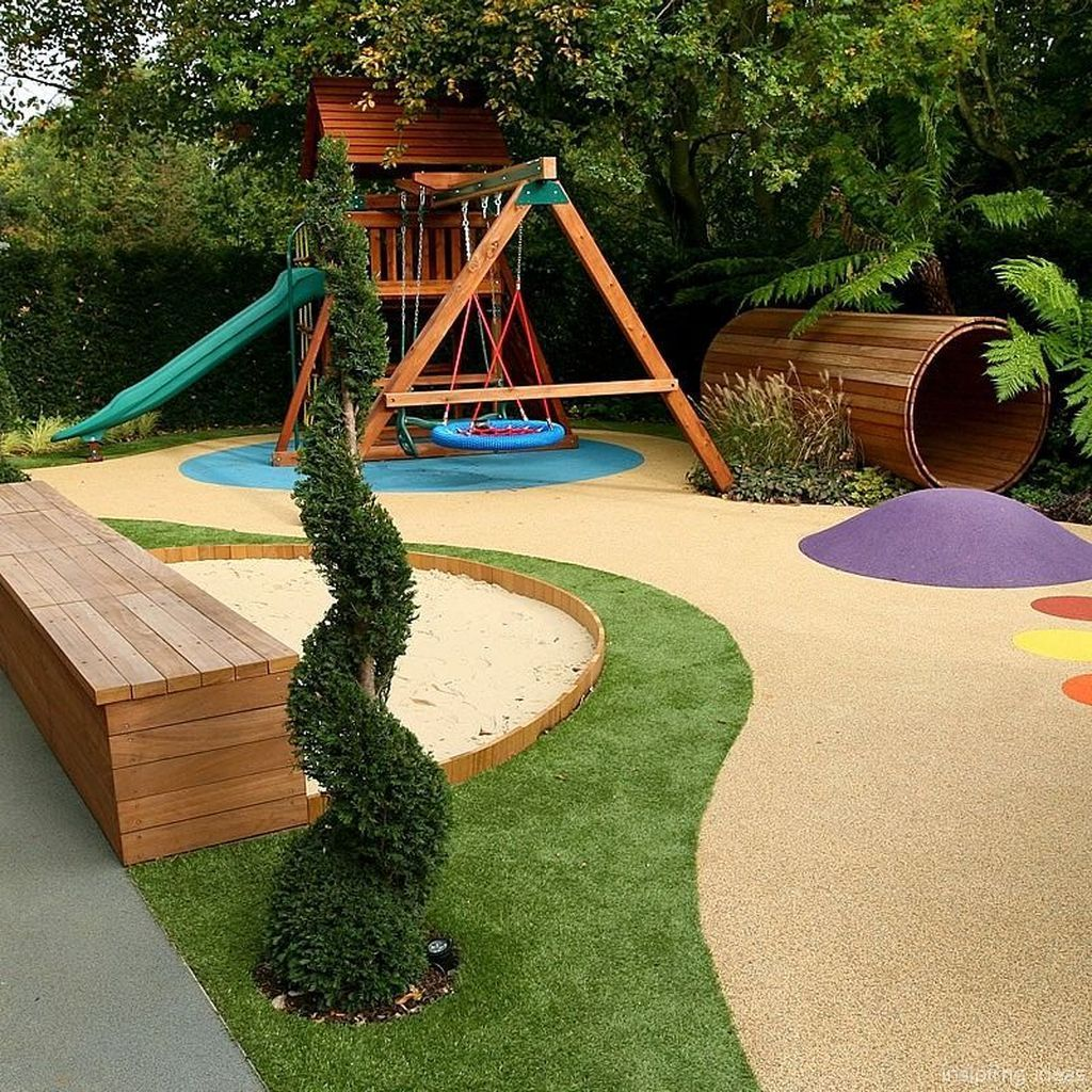 Fun DIY Playground Ideas 141 In 2019
