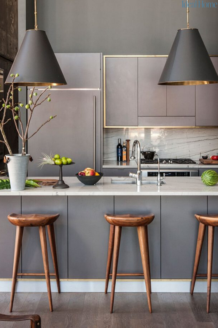16 grey kitchen ideas that are stylish and sophisticated