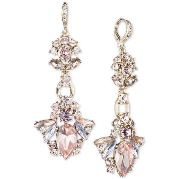 Givenchy gold tone rose and mauve crystal chandelier earrings 160 givenchy gold tone rose and mauve crystal chandelier earrings 160 brl liked on polyvore featuring jewelry earrings gold gold tone chandelier aloadofball Image collections