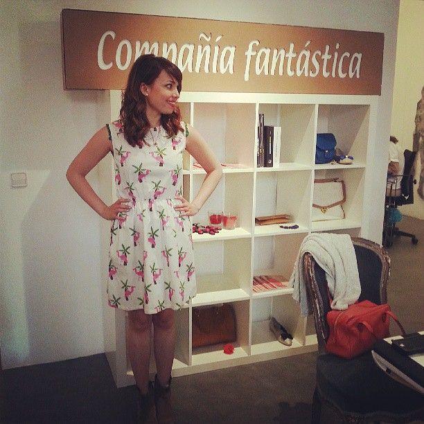 Ya tengo vestido favorito! @CiaFantastica