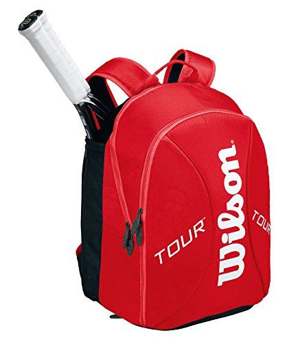 Wilson Tour Red Small Backpack -- Discover this special product, click the image