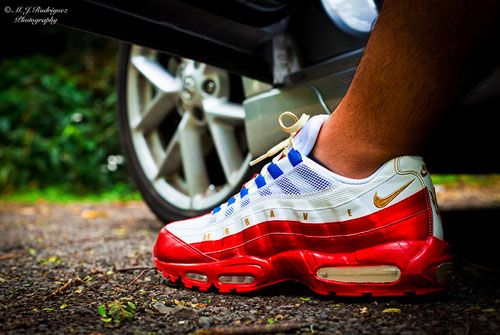 Doernbecher air max 95
