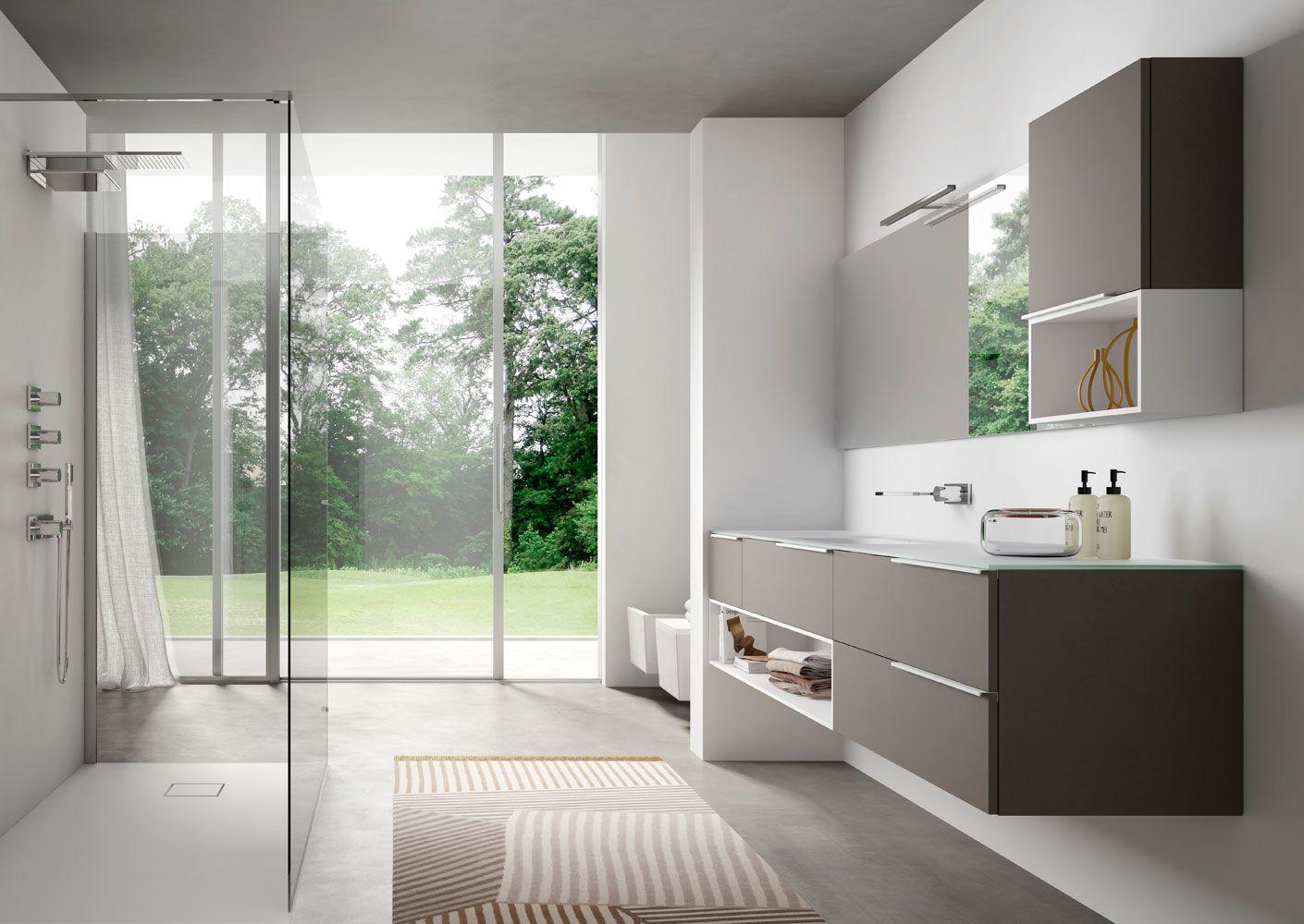 Arredo Bagno Tradizionale : My time mobili per bagno moderno e contemporaneo bagni