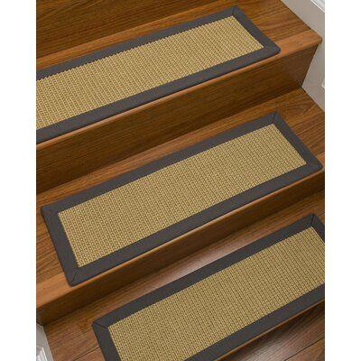 Best Breakwater Bay Coleridge 100 Natural Fiber Stair Tread In 400 x 300