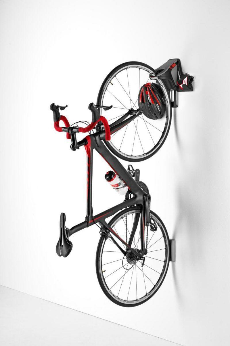 fahrrad halter wand wohn design. Black Bedroom Furniture Sets. Home Design Ideas