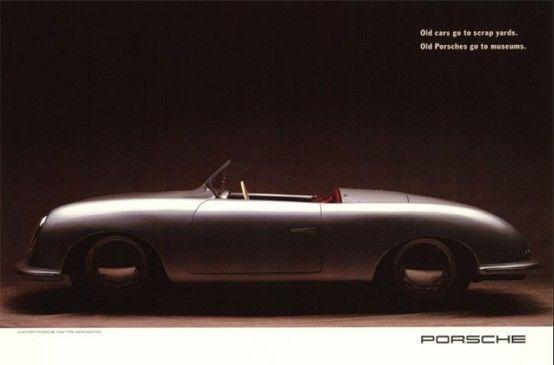 Porsche ad, Agency, Fallon