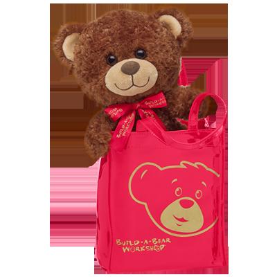 Bear In A Bag - Build-A-Bear Workshop US - $7 #babwgifting