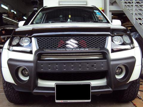 Revo Performance Pte Ltd Suzuki Grand Vitara Front Per Body Kit