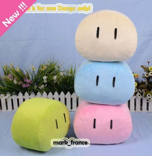 New Japan Anime Clannad Plush Dango Family Cuddle Pillow Plush