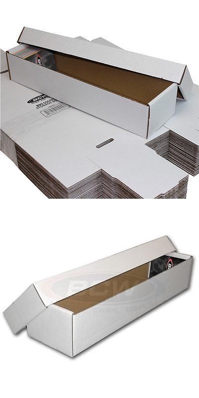 07771eab8bf Card Storage Boxes 183440  (25) - 800 Count 2-Piece Trading Card ...