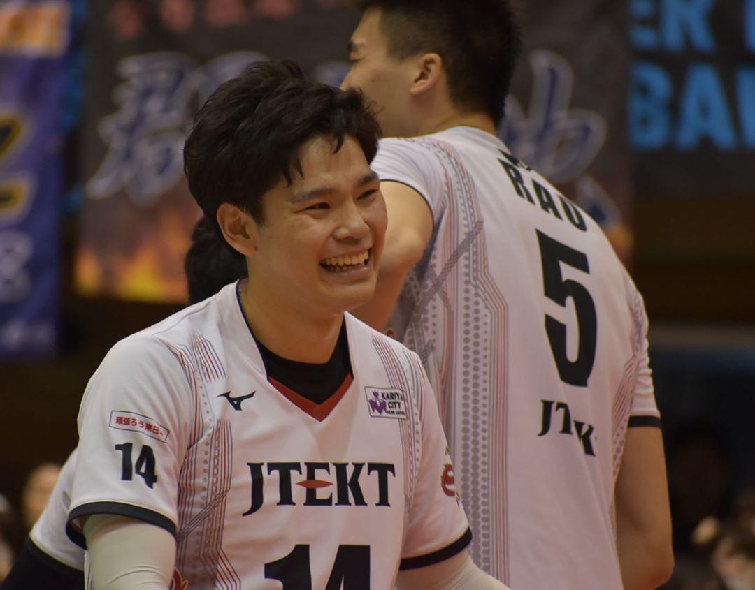 Yujinishida Nishida Volleyball In 2020 Japan Volleyball Team Volleyball Team Volleyball Players