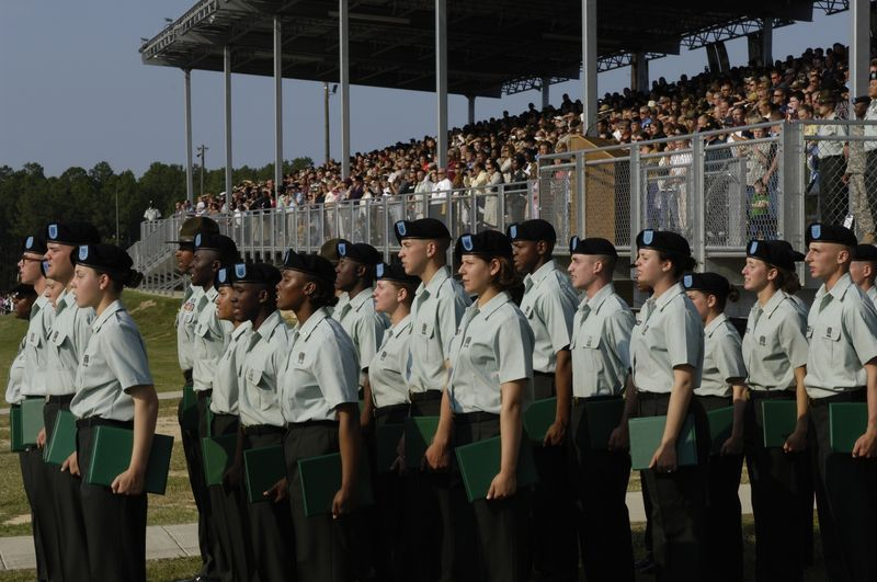 Basic training and AIT @ Fort Jackson, SC 1999 | proud of our