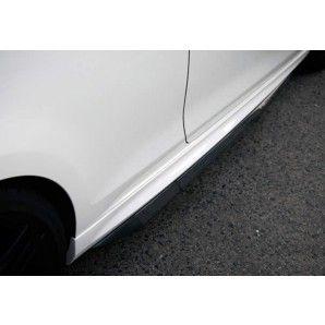 Osir Design Mk6 Golf R Add On Side Skirts Osir Design Add On Side Skirts For The New Vw Golf R Includes Four Pieces Factory R Design Vw Golf Carbon Fiber