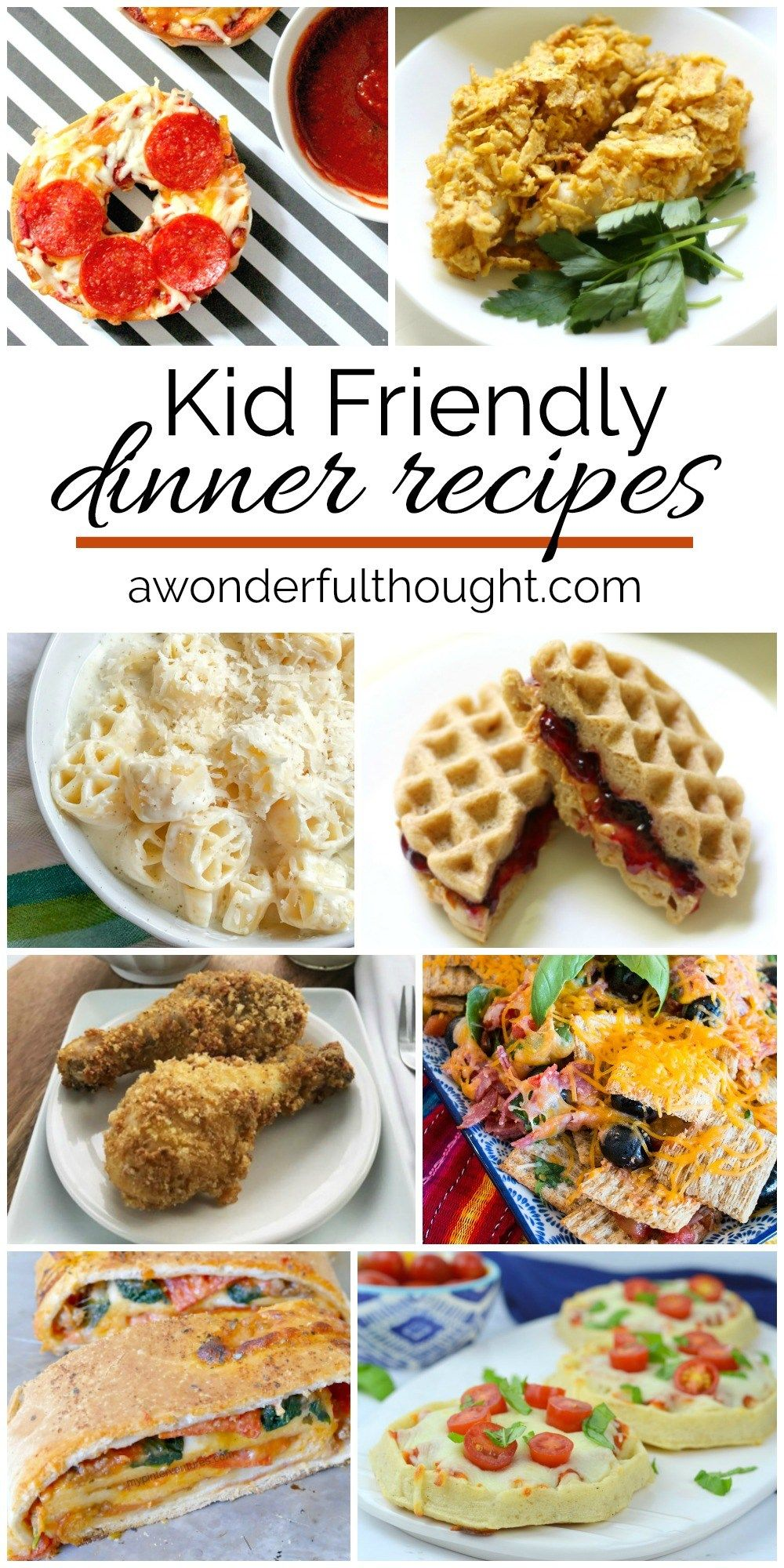 Kid Friendly Dinner Recipes images
