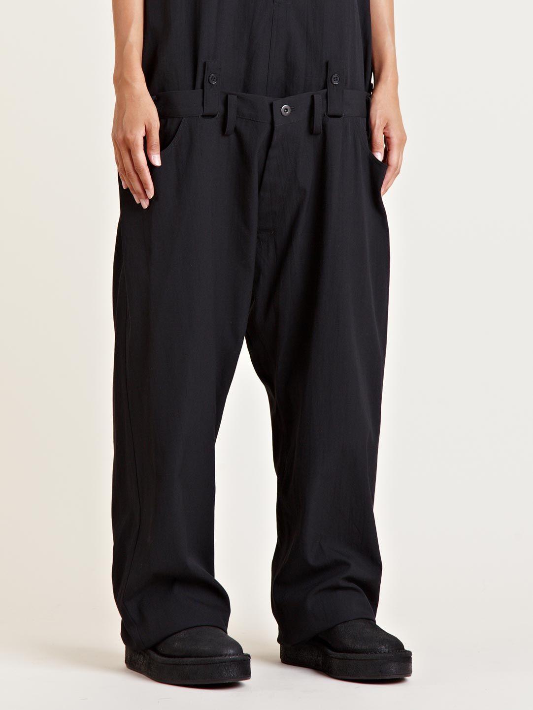 Yohji Yamamoto Women s Attach Pants  271799409