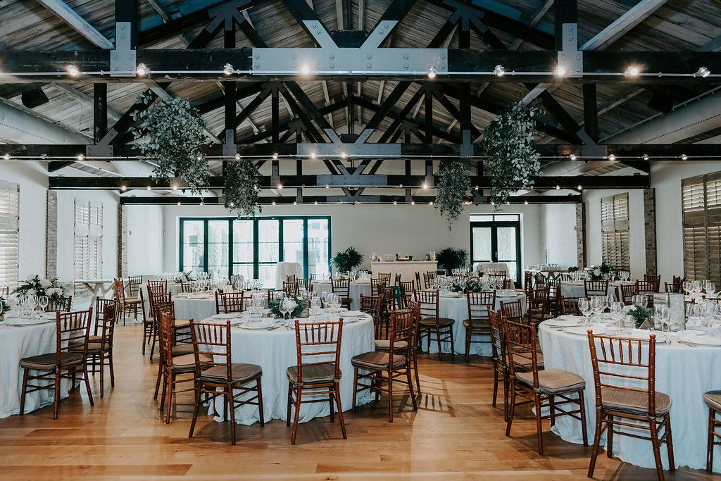 Wedding Reception Venue At Cannon Green In Charleston Sc Photo