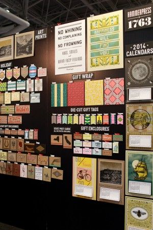 National Stationery Show 2013, Part 8 - Hammerpress