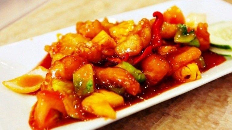Resep Masakan Ikan Tuna Asam Manis Khas Seafood Resto Http Www Sambarafood Com 2015 10 Resep Sweet And Sour Fish Recipe Fish Recipes Sweet And Sour Recipes