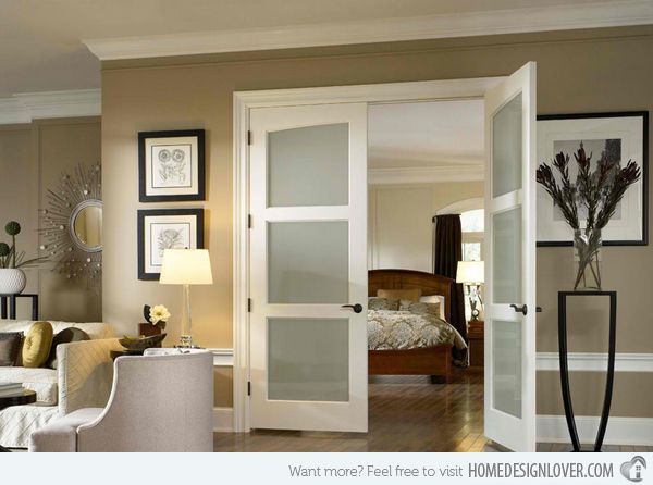 Master Bedroom Closet Door Idea 15 Diffe Interior Double Design