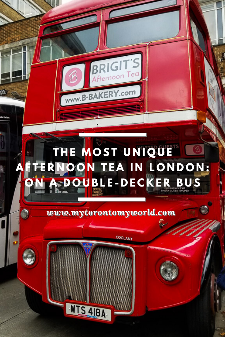 Photo of The Coolest Afternoon Tea Bus London Tour You Have To Try